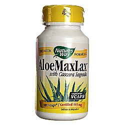 Nature's Way AloeMaxLax 445 mg