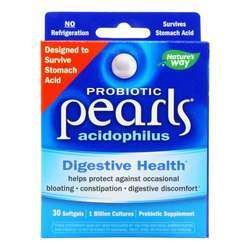 Nature's Way Probiotic Pearls Acidophilus