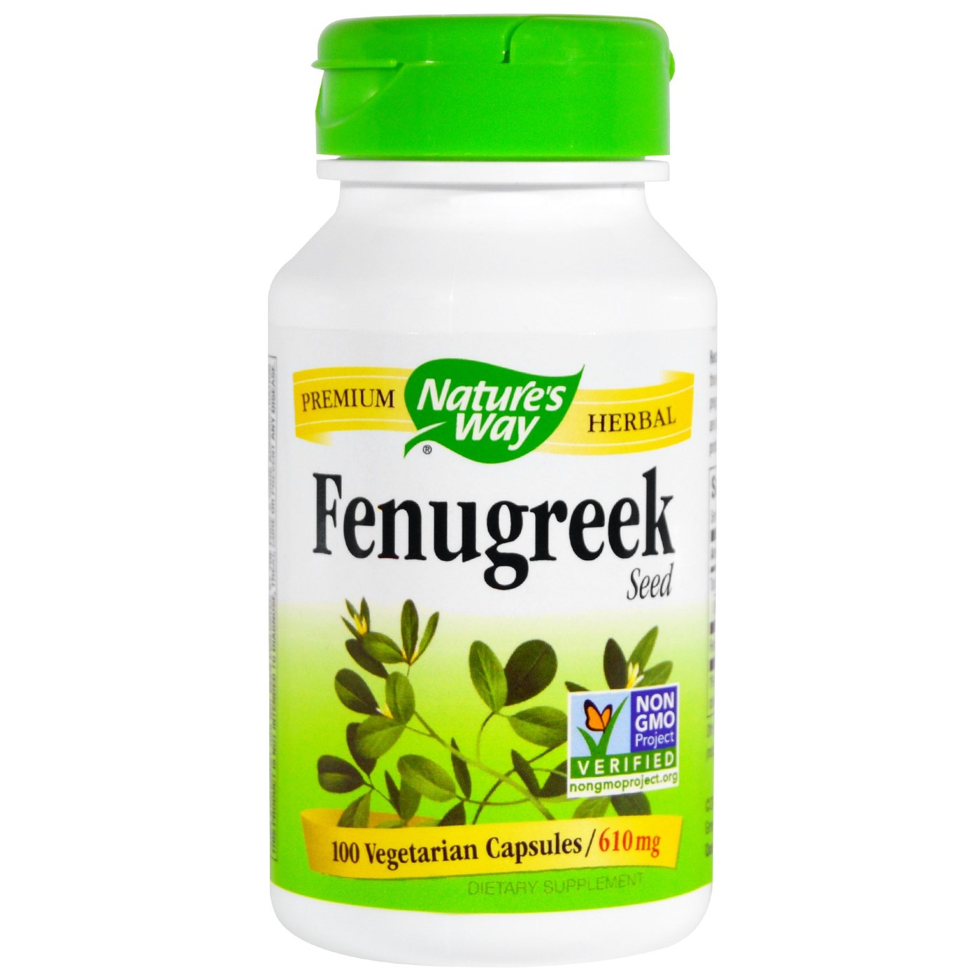 buy nature 39 s way fenugreek seed 610 mg 100 capsules evitamins australia. Black Bedroom Furniture Sets. Home Design Ideas