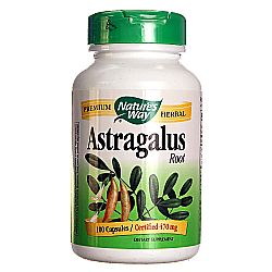 Nature's Way Astragalus Root 470 mg