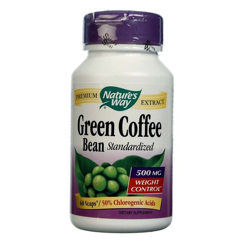 Green Coffee Bean Standardized