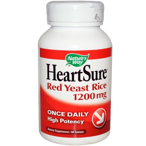 HeartSure Red Yeast Rice