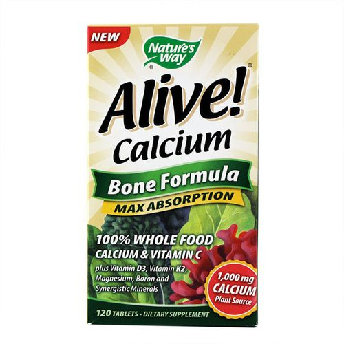 Alive! Whole Food Calcium