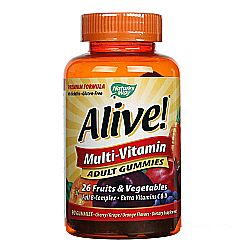 Nature's Way Alive Multivitamin Adult Gummies