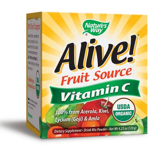 Alive! Fruit Source Vitamin C