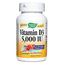 Nature's Way Vitamin D3