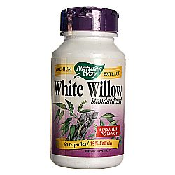 Nature's Way White Willow Standardized