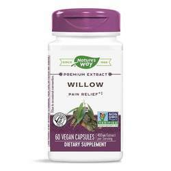 Nature's Way White Willow Standardized 400 mg