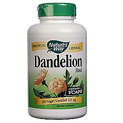 Nature's Way Dandelion Root 525 mg