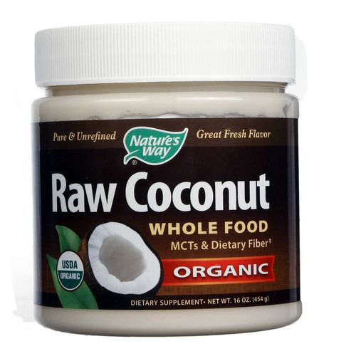 Organic Raw Coconut
