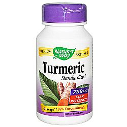 Nature's Way Turmeric Standardized - Max Potency