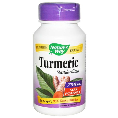 Turmeric Standardized - Max Potency