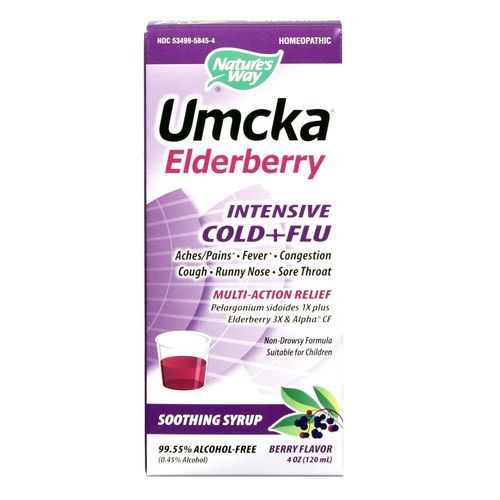 Umcka Elderberry