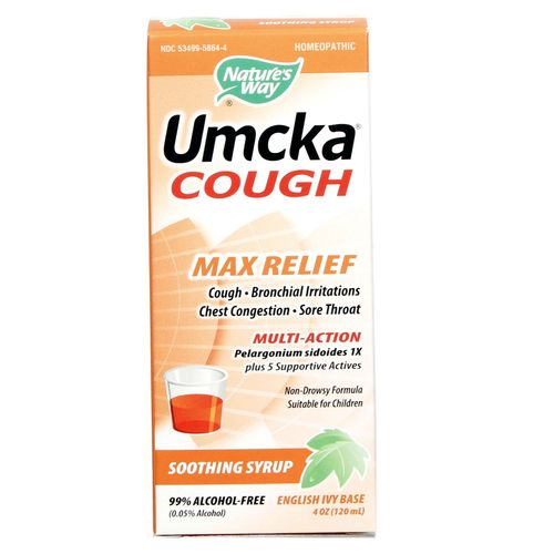Umcka Cough