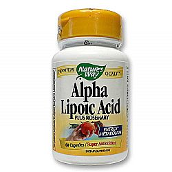 Nature's Way Alpha Lipoic Acid