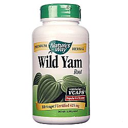 Nature's Way Wild Yam 425 mg