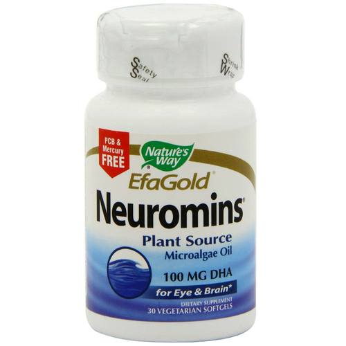 Nature's Way EFAGold Neuromins DHA  - 30 Gels - 7947_01.jpg