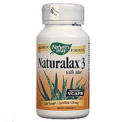 Nature's Way Naturalax 3