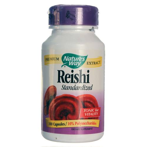 Reishi Standardized 376 mg