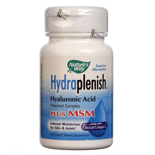 HydraPlenish Hyaluronic Acid w MSM