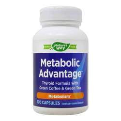 Nature's Way Metabolic Advantage Thyroid Formula