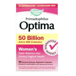 Nature's Way Primadophilus Optima Women's 50 Billion