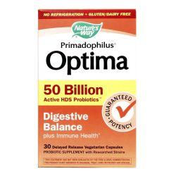 Nature's Way Primadophilus Optima Digestive Balance 50 Billion
