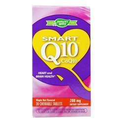 Nature's Way Smart Q10- 200 mg- Maple