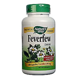 Nature's Way Feverfew 380 mg