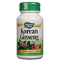 Nature's Way Korean Ginseng