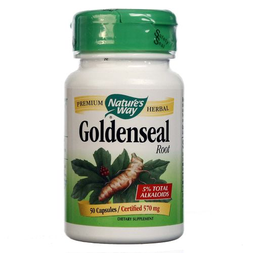 Nature S Way Goldenseal Review