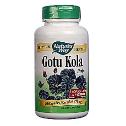 Nature's Way Gotu Kola Herb 475 mg