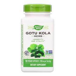Nature's Way Gotu Kola Herb 950 mg