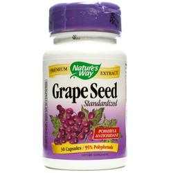Nature's Way Grape Seed Standardized