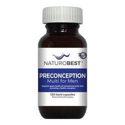 NaturoBest Preconception Multi for Men