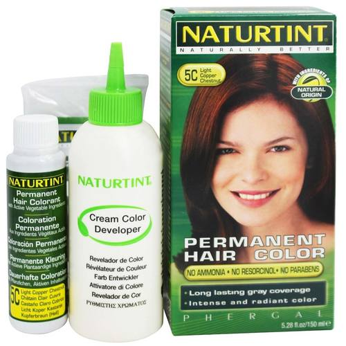Permanent Hair Colorant