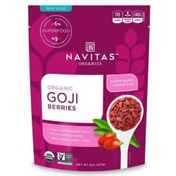 Navitas Naturals Sun-Dried Goji Berries