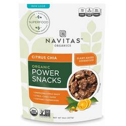 Navitas Naturals Citrus Chia Superfood Power Snack