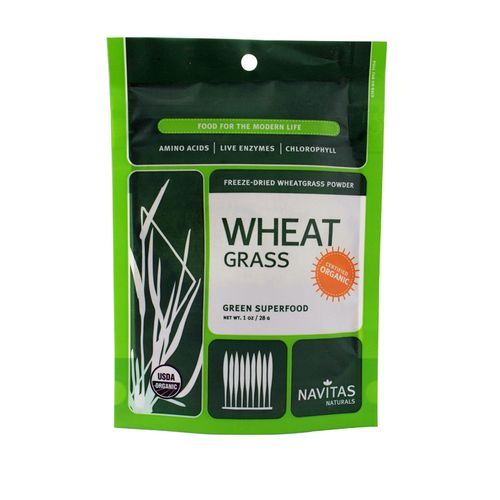 Wheat Grass Green Superfood