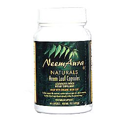 Neem Aura Organic Neem Leaf