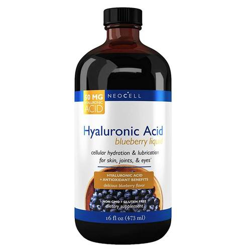 Hyaluronic Acid Blueberry