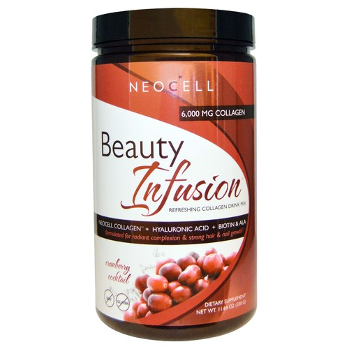 Beauty Infusion Refreshing Collagen Drink Mix