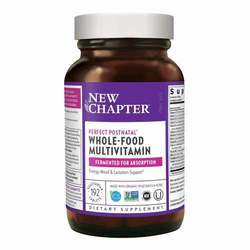 New Chapter Perfect Postnatal Whole-Food Multivitamin