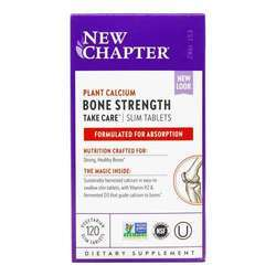 New Chapter Plant Calcium Bone Strength Take Care