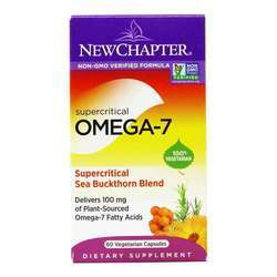New Chapter Supercritical Omega 7 Sea Buckthorn Blend