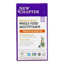 New Chapter Every Man's One Daily Whole-Food Multivitamin