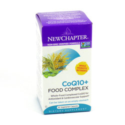 New Chapter CoQ10+ Food Complex