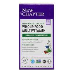 New Chapter Women's Advanced Multivitamin