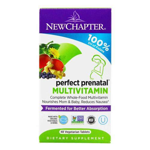 New Chapter Perfect Prenatal - 48 Tabletten - 4614_front2020.jpg