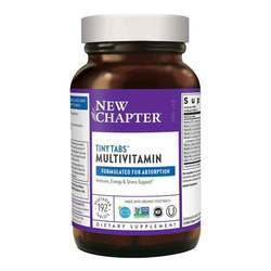 New Chapter Tiny Tabs Multivitamin